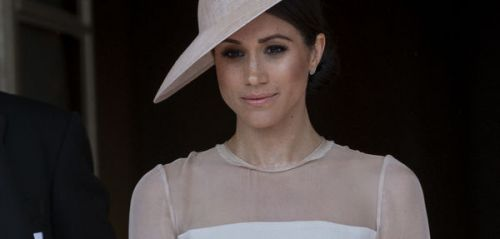 Kensington Palace fait taire les rumeurs sur les ambitions présidentielles de Meghan Markle