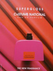 Costume National Supergloss ~ new fragrance
