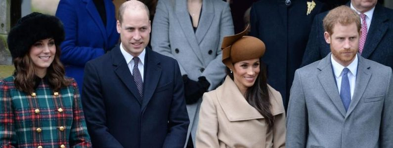Meghan Markle et Prince Harry trop populaires par rapport à Kate Middleton et au Prince William ? Le Palais serait inquiet !
