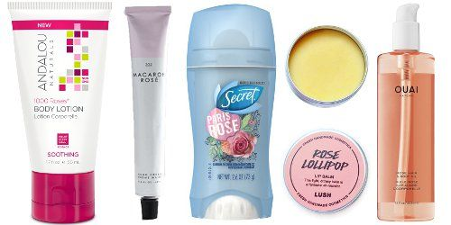 5 Roses for June ~ body products review