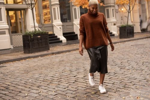A Street Style With Janell Hickman