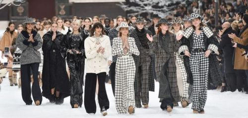 Fashion Week:  Paris atteint des sommets